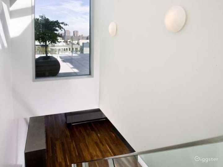 Upscale penthouse with rooftop: Location 4202 Photo 5