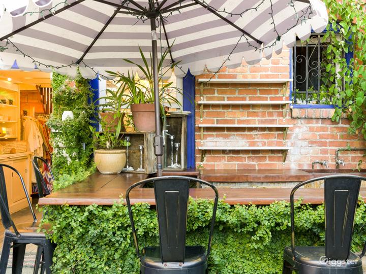 Urban Backyard Oasis Photo 2