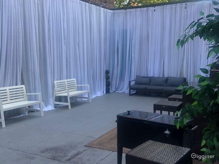 Industrial Chic Studio In Prospect Lefferts Garden