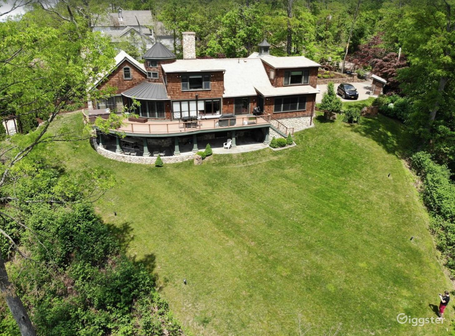 Private Candlewood Lake Exclusive Home in New Fairfield New York Rental