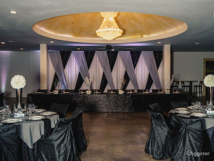 Large Open Concept Event Space