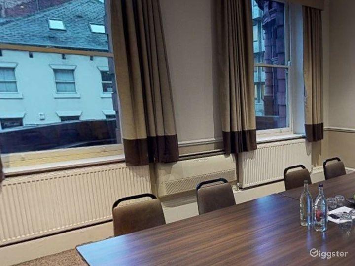 Intimate Meeting Room in Leeds  Photo 3
