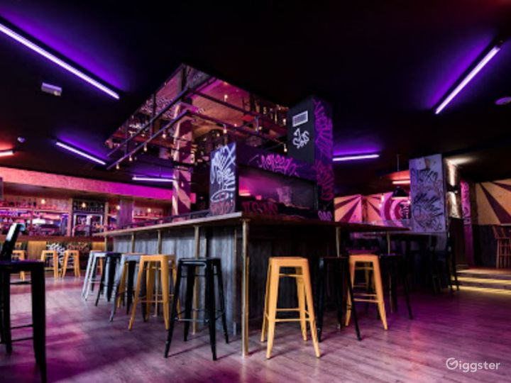 Vibrant Games Bar with Good Music in Manchester