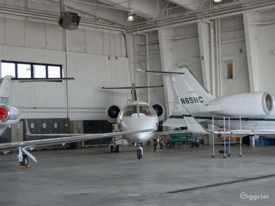 Private airfield: Location 4252 Photo 1