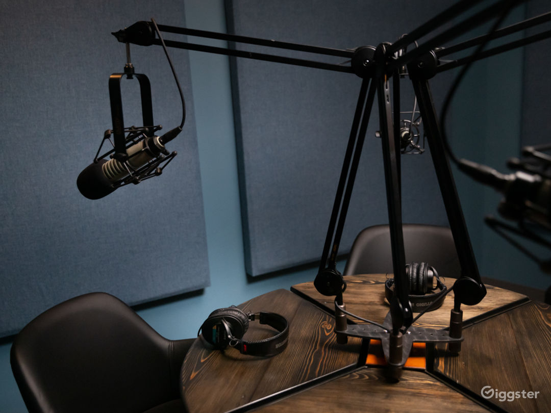 Podcast Suite in the heart of Chelsea, Manhattan Photo 1