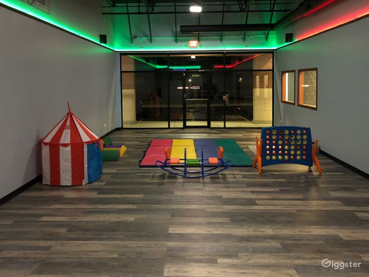 Physically Engaging Recreation Room Photo 5