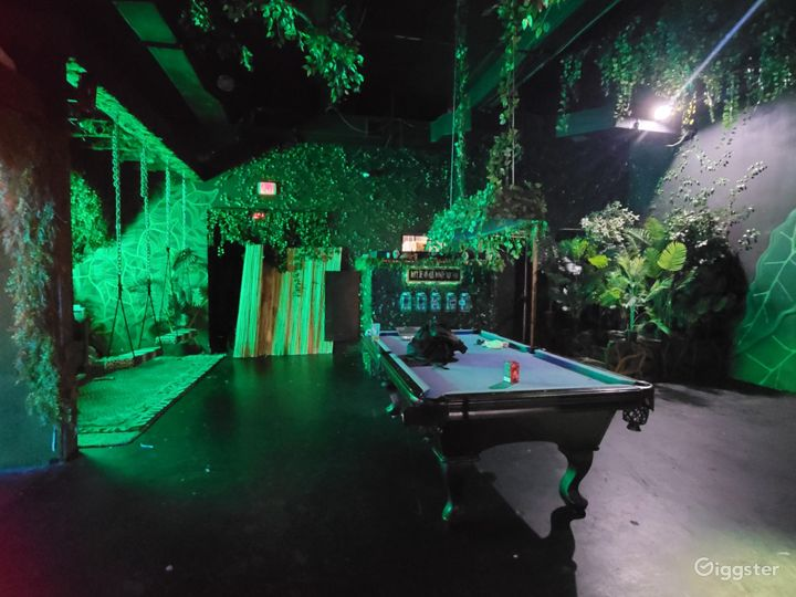 Large Converted Warehouse Built-Out as a Bar/Event Space/Venue Photo 3