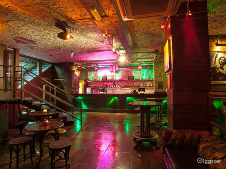 Basement Party Place in Hoxton Photo 4