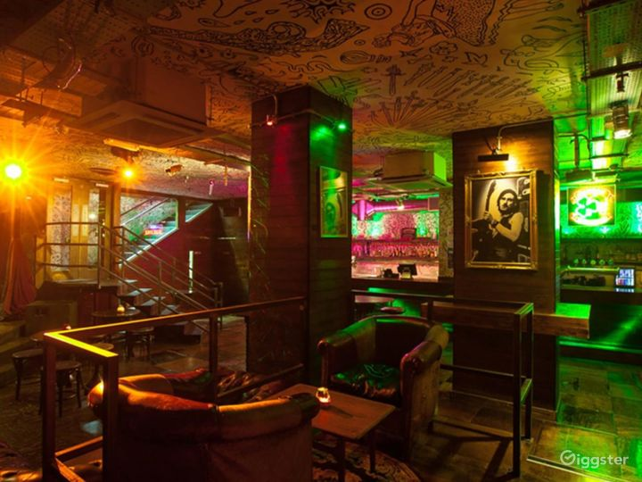 Basement Party Place in Hoxton Photo 2