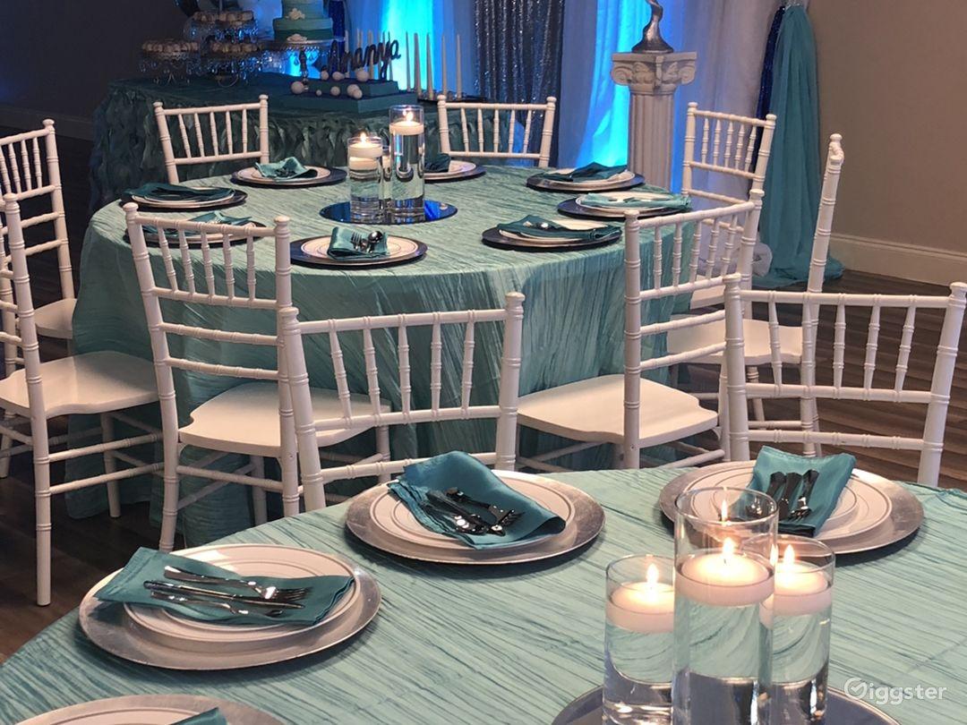Gleaming Event Hall Photo 1