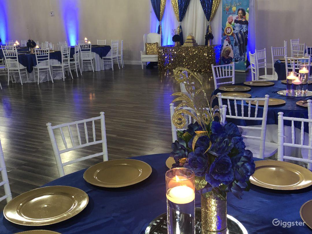 Gleaming Event Hall Photo 5