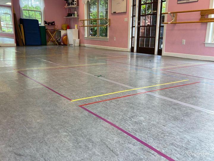 Dance Studio - Room 2
