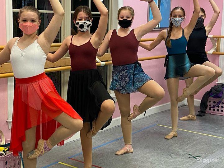 Dance Studio - Room 2 Photo 5