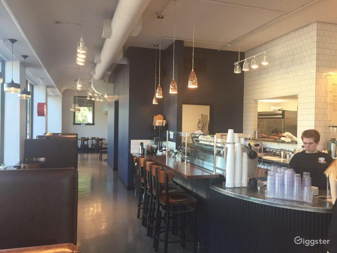 Cozy Coffee Shop in St. Paul Photo 1