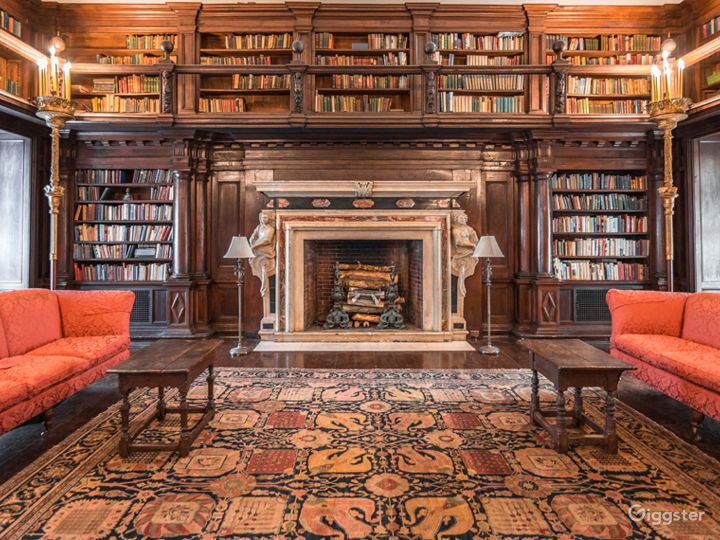 Stately Library in New York Photo 3