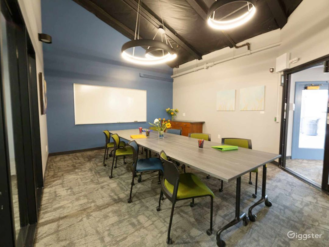 Large Conference Room in Campbell Photo 1