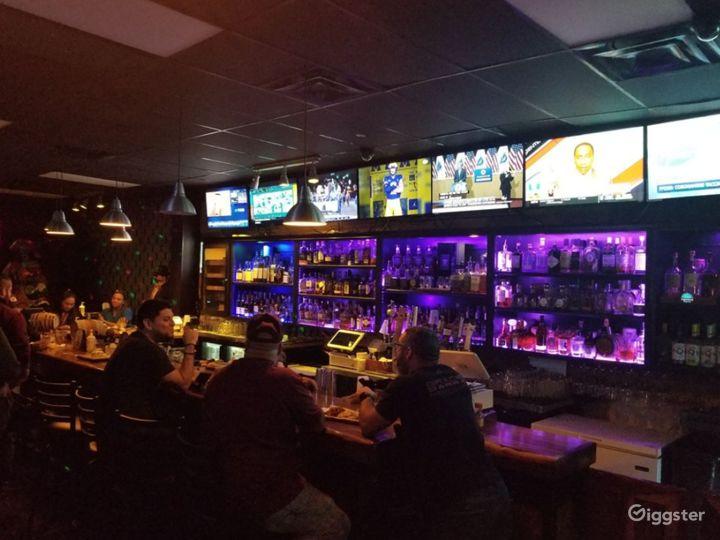 Full-Service Restaurant Bar Capable of Hosting Birthday Parties, Anniversaries, Graduation Parties  Photo 2