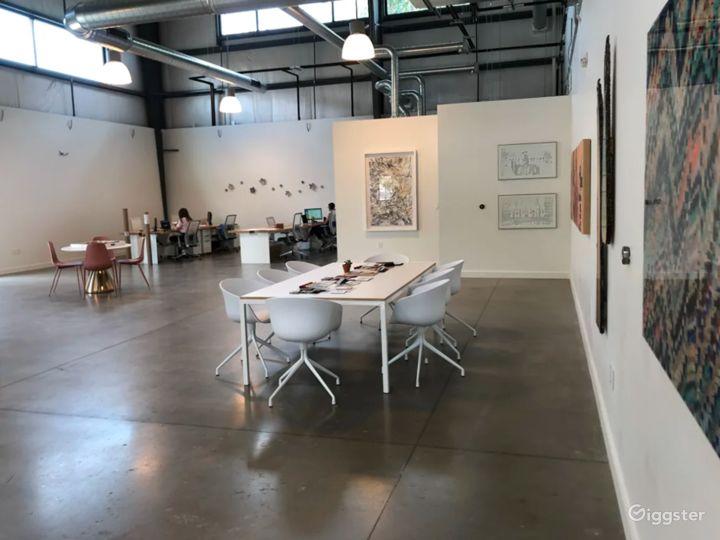 Light Filled Art Gallery / Creative Office Photo 3