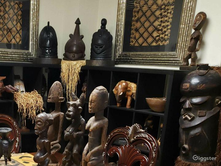 Africana Art Gallery in Kansas City Photo 2