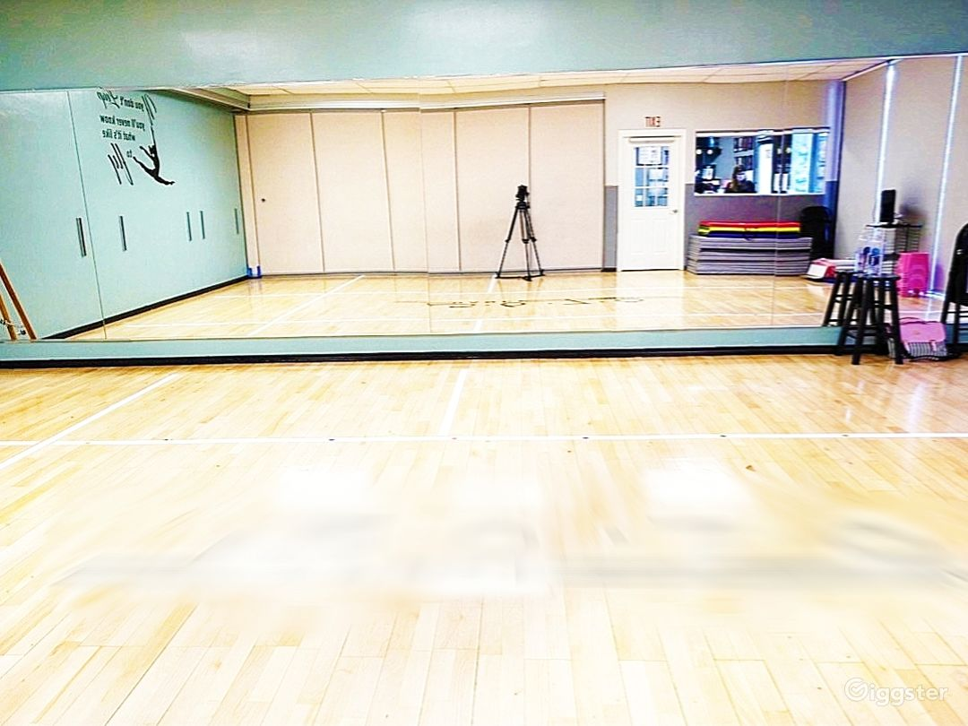 Buy-Out Rental 1400 sq.ft. Dance Studio Space Photo 1