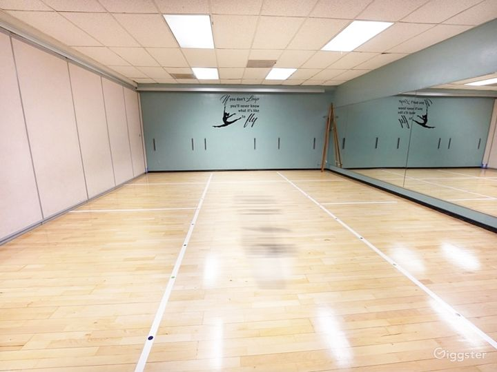 Buy-Out Rental 1400 sq.ft. Dance Studio Space Photo 2