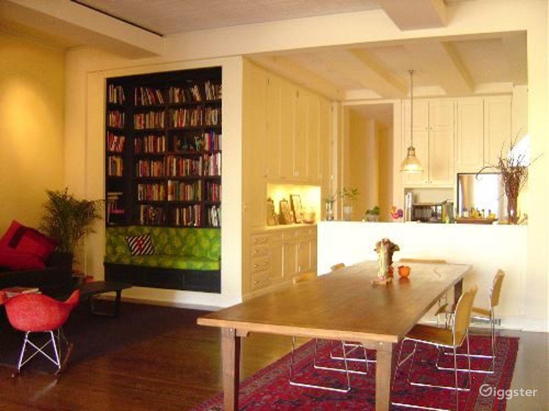 Soho loft apartment: Location 4045 Photo 1