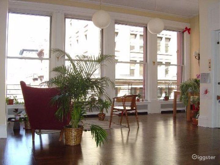 Soho loft apartment: Location 4045 Photo 3