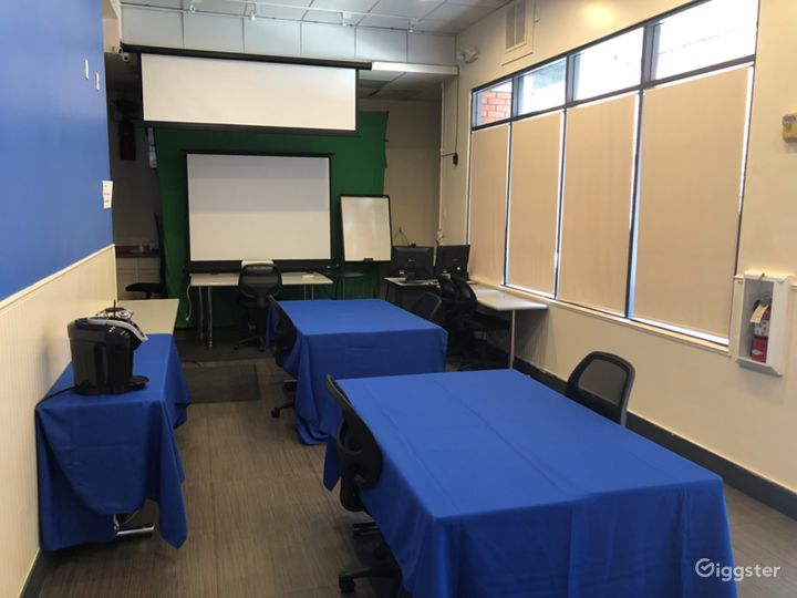 Corporate Meeting Room in Downtown Glendale Photo 2