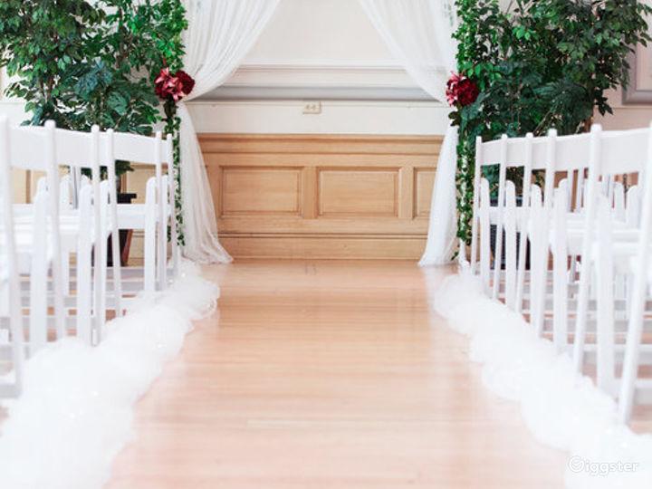Historic Ballroom with Stunning Views Photo 3