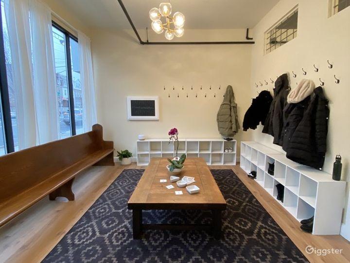 Spacious Yoga studio in Queens Photo 3