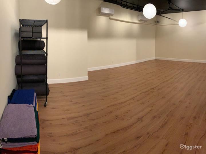 Spacious Yoga studio in Queens Photo 2