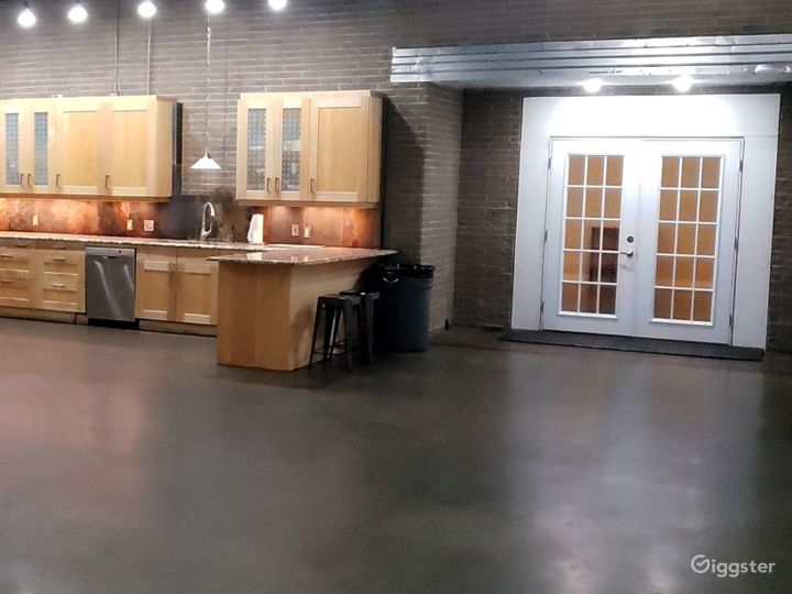 The Kitchen with an Art Gallery Feel Photo 5
