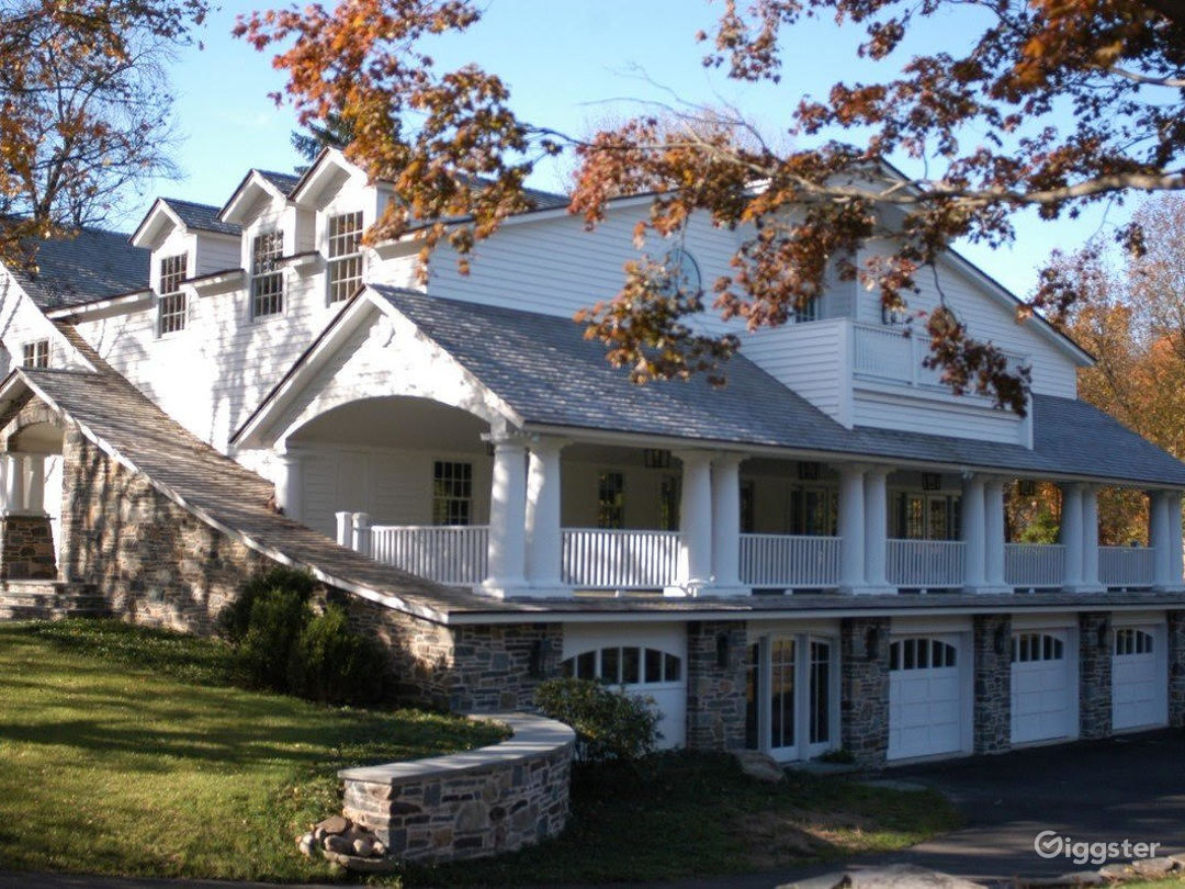 Classic American Estate Photo 5