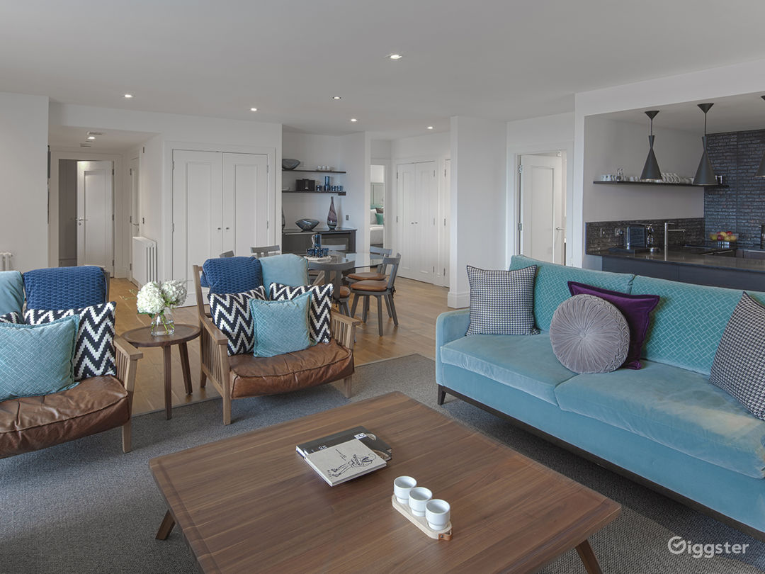 Cheval Old Town Chambers - Three Bedroom Penthouse in Edinburgh Photo 1