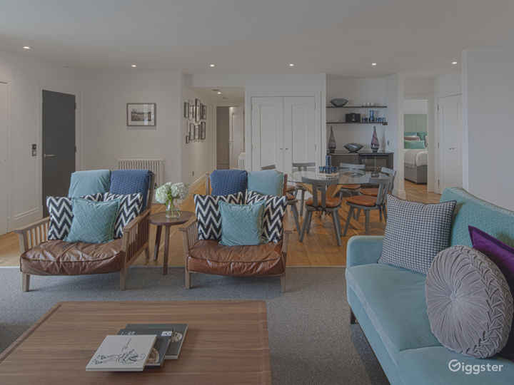 Cheval Old Town Chambers - Three Bedroom Penthouse in Edinburgh Photo 2
