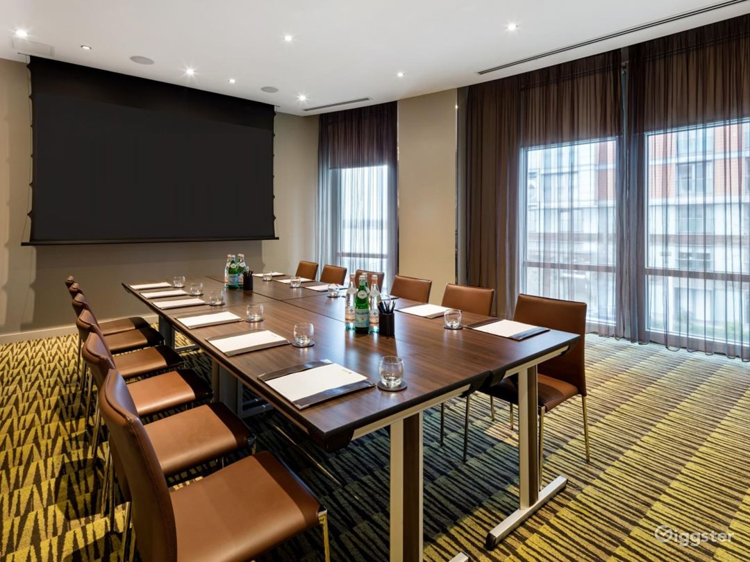 Modish Private Room 1 in Canary Wharf, London Photo 1