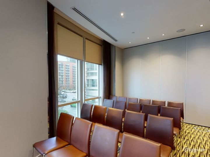 Modish Private Room 1 in Canary Wharf, London Photo 5