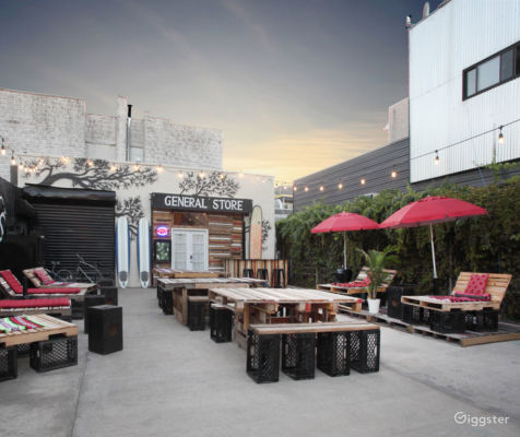 Rent The Bar, Club, Lounge(commercial) Outdoor Patio/Lounge In Rockaway