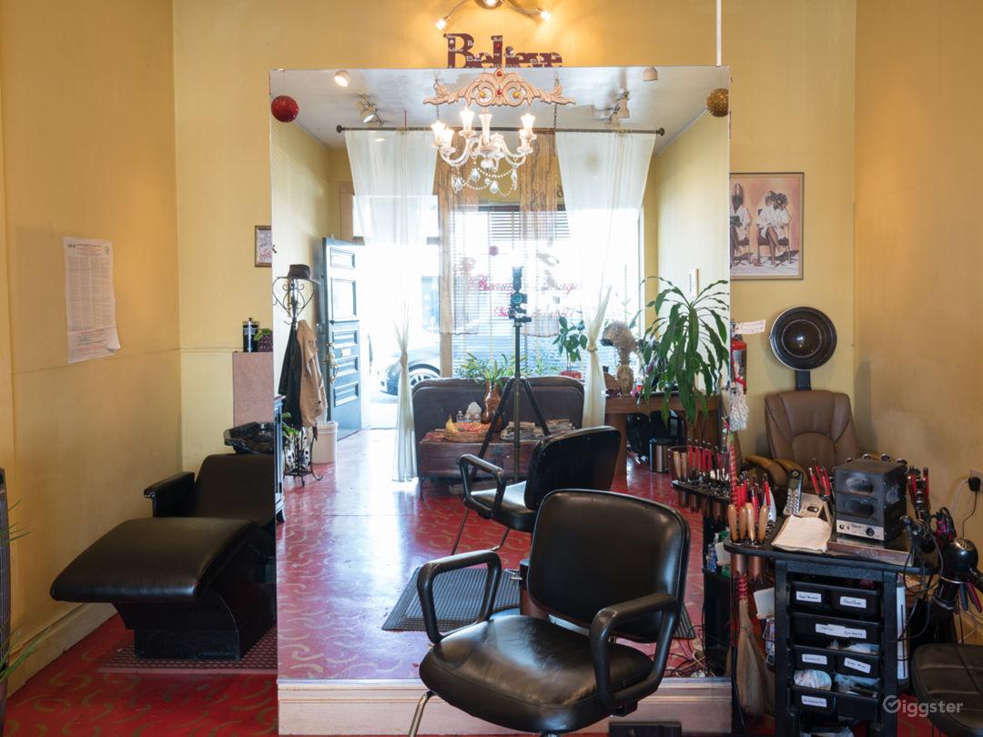 Colorful Beauty Salon Photo 2