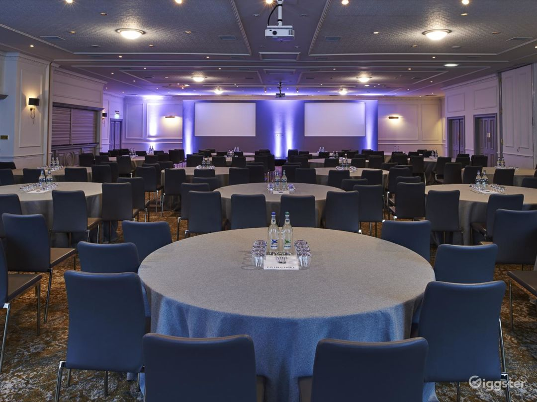 Event space for up to 400 people in Edinburgh Photo 1