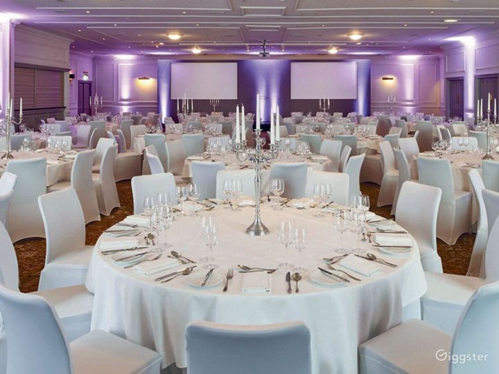 Event space for up to 400 people in Edinburgh Photo 3