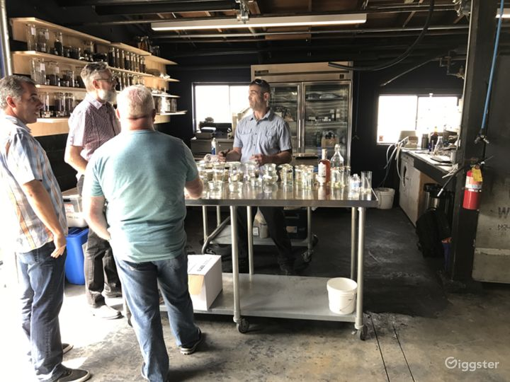 Make your own gin lab