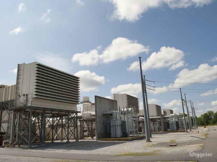 Power Plant in Upson County GA Photo 3