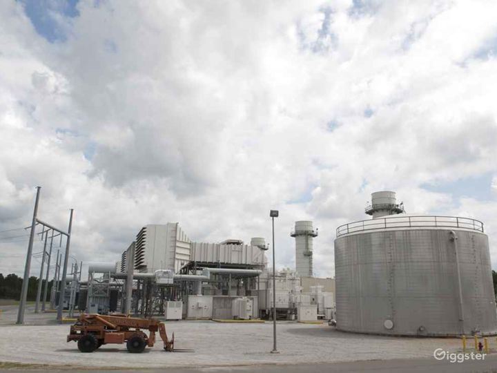 Power Plant in Upson County GA Photo 2