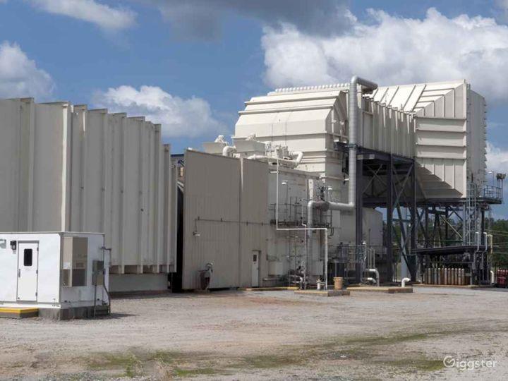 Power Plant in Upson County GA Photo 5
