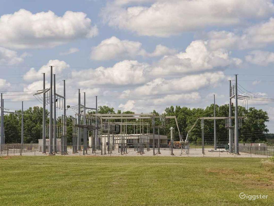 Power Plant in Upson County GA Photo 1