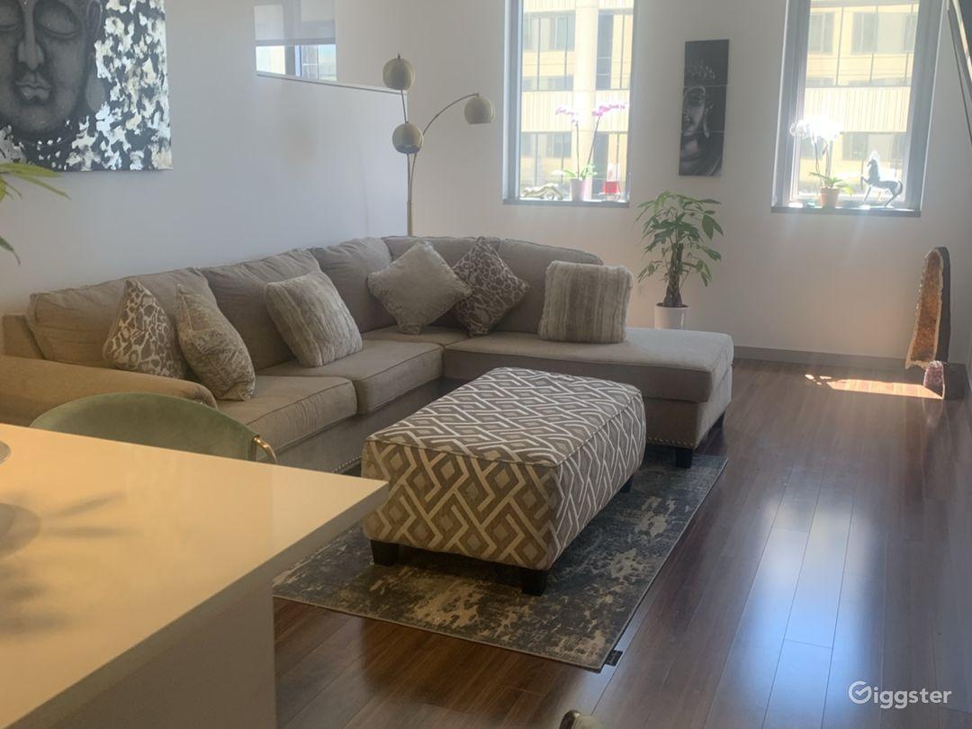 Hollywood View Modern Elegant Apartment  Photo 1