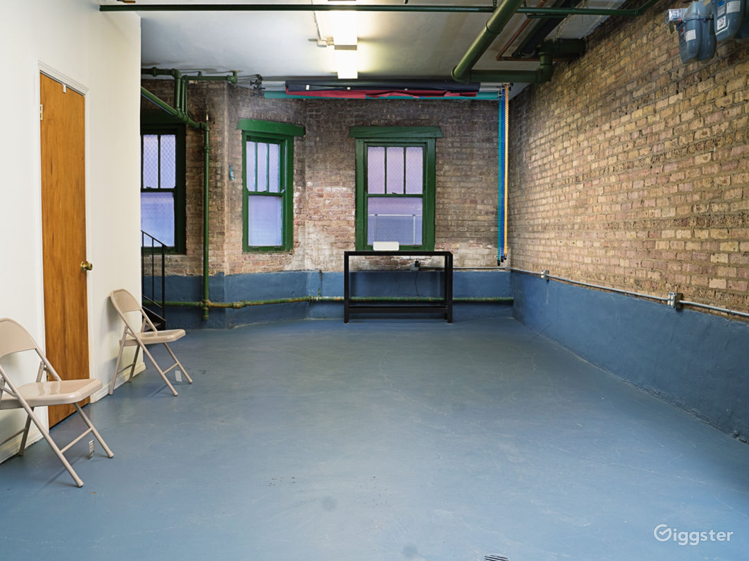 Photo/Video Studio with Brick Wall Photo 1