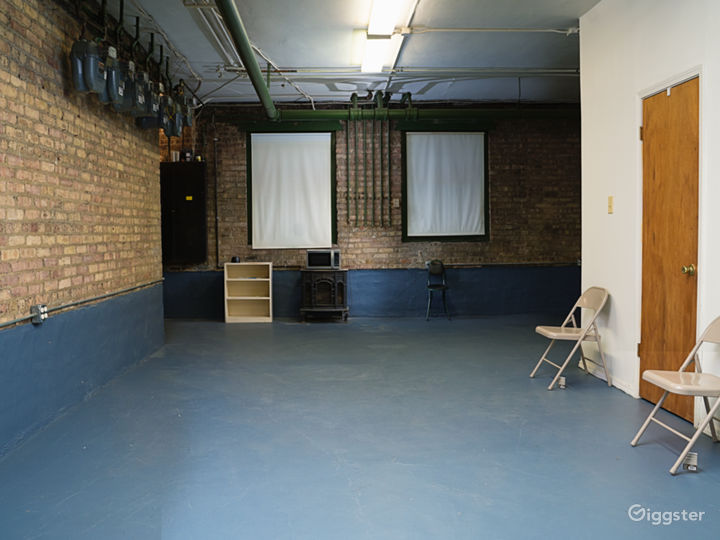 Photo/Video Studio with Brick Wall Photo 2