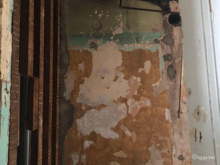 Room walls